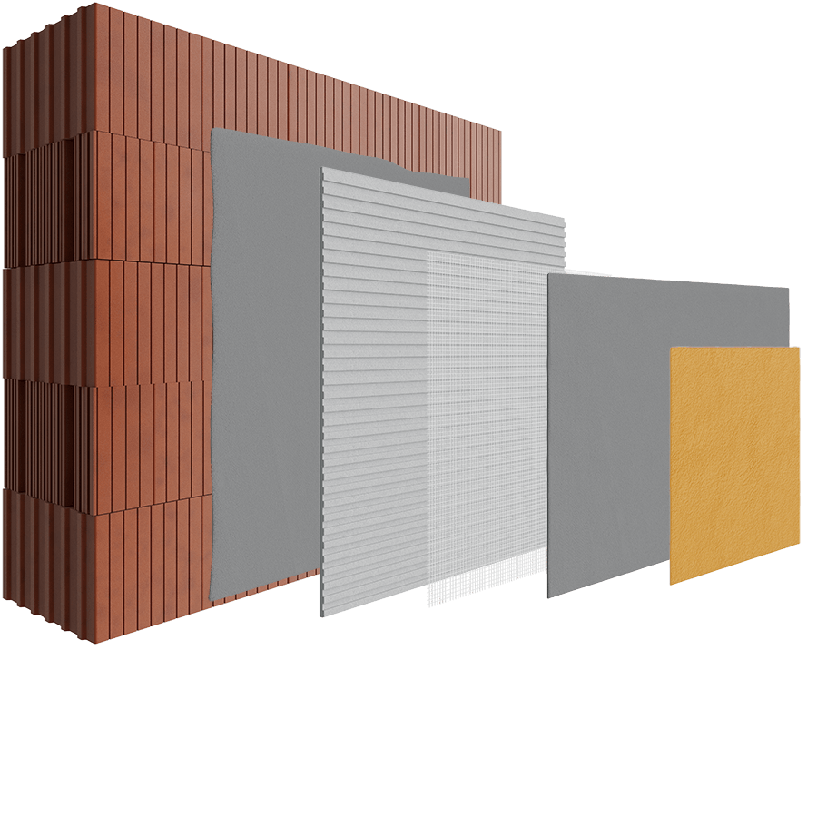 Ziegel Blockwork Thermoplan - Render Only image