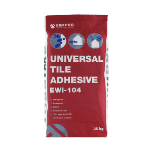 Universal Tile Adhesive EWI-104 image