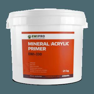 Mineral/Acrylic Primer EWI-330 image