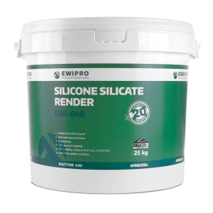 Silicone Silicate Render EWI-040 image