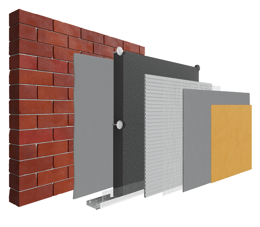 Existing Brick EPS System image