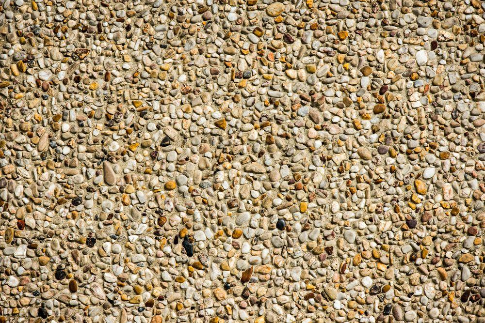 cover over pebbledash